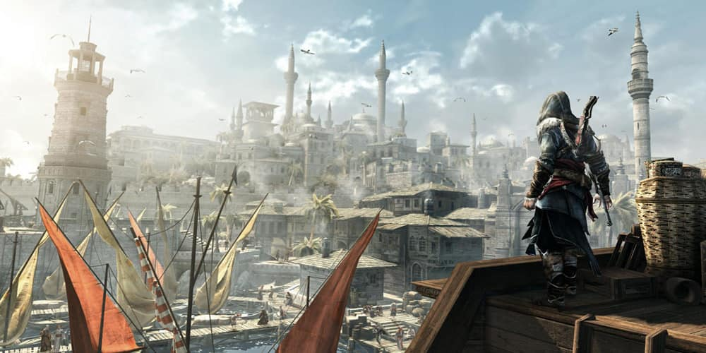 Desmonds story will continue in Assassin's Creed III