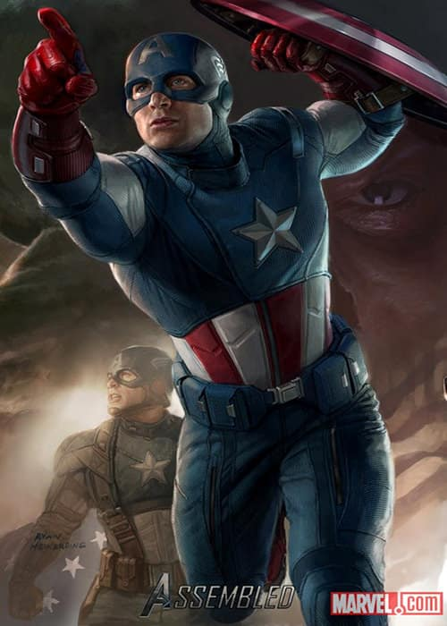 Robert Downey Jr. Joins Captain America 3