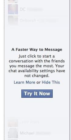 Steps to Disable New Facebook Chat