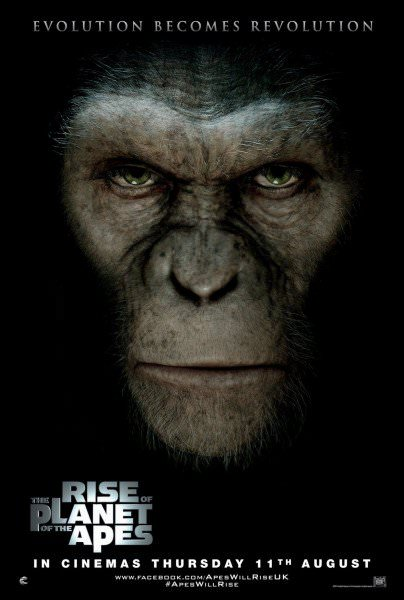 """New """"Rise Of The Planet Of The Apes"""" Teaser"""