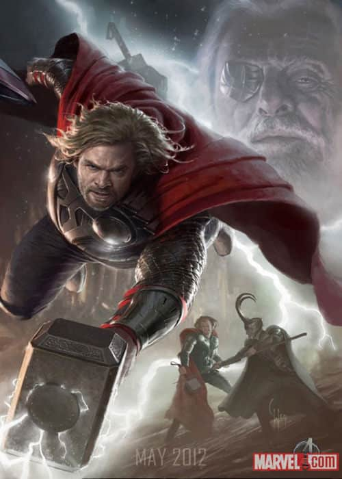 Idris Elba Reveals Characters From Thor Will Appear In Avengers: Age Of Ultron