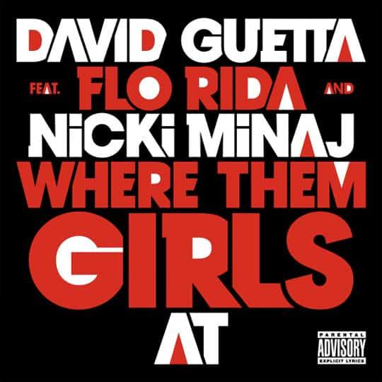 David Guetta – Where Them Girls At ft. Nicki Minaj, Flo Rida Music Video