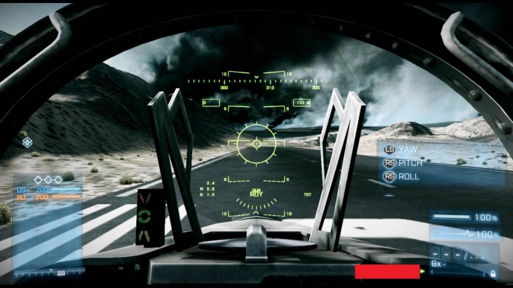 Battlefield 3 : 2 Disc Breakdown on Xbox 360