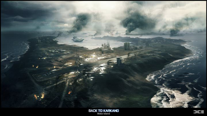 Battlefield 3 Back To Karkand This December
