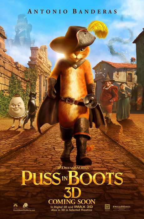 Puss in Boots Clips