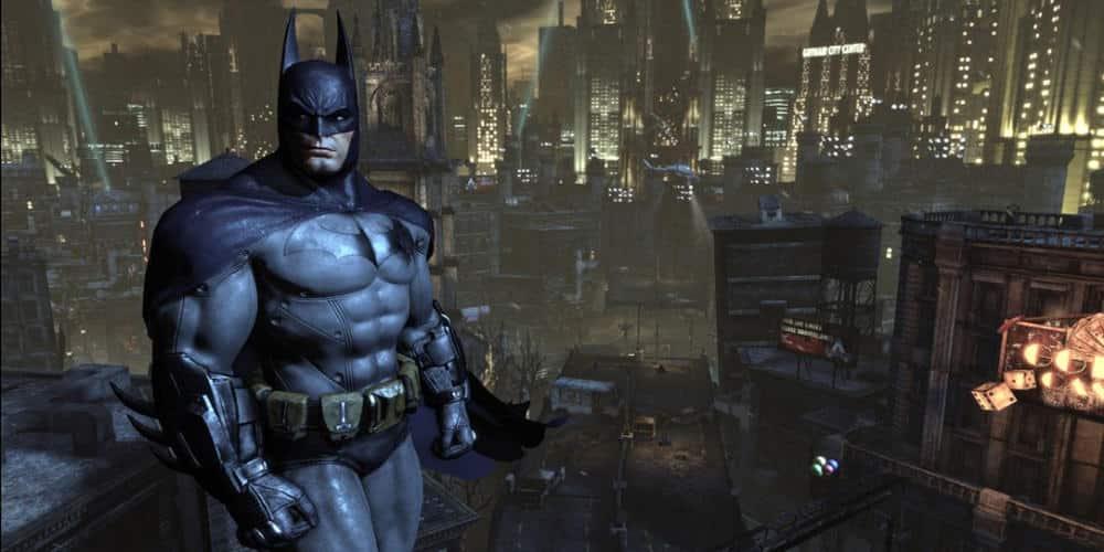 Batman Arkham City 8