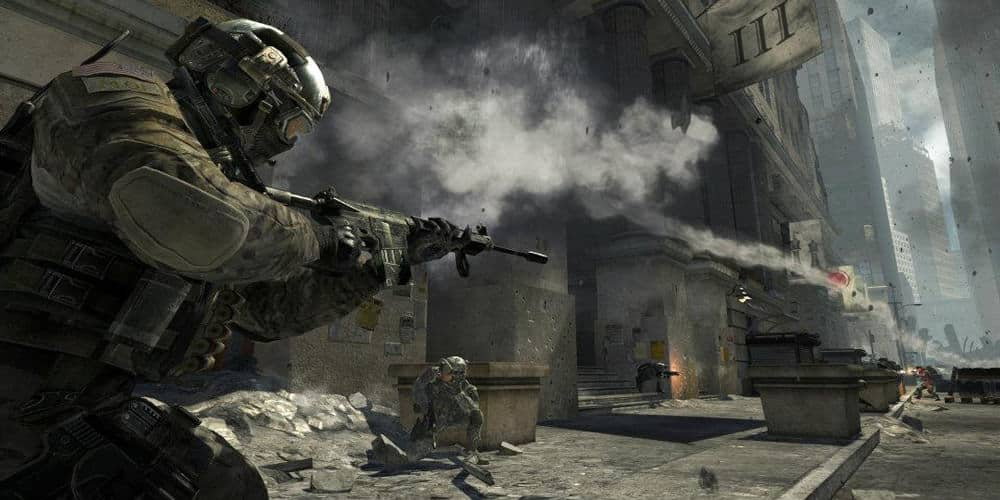 COD DLC Every Few Weeks, May Go Beyond MP Maps