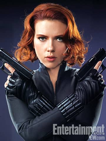 Kevin Feige: We Are Committing To A Black Widow Movie