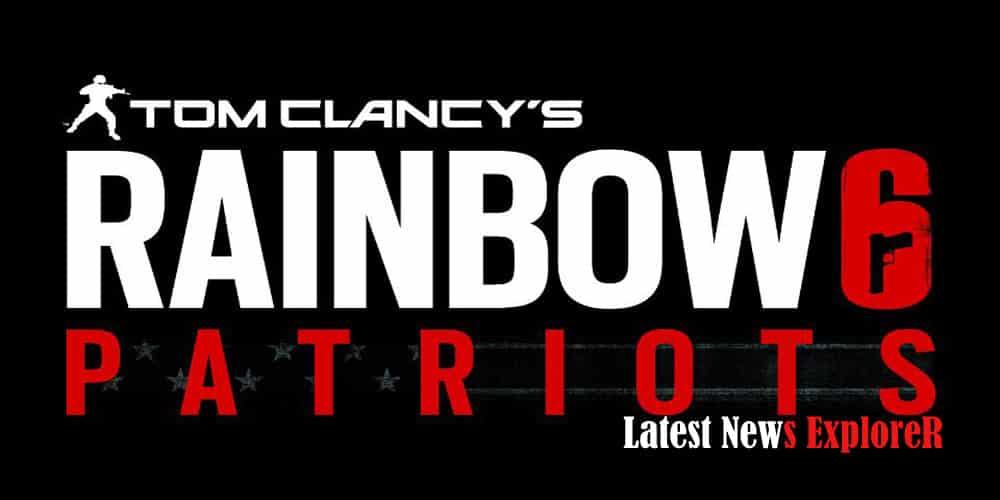 Rainbow Six: Patriots Announced
