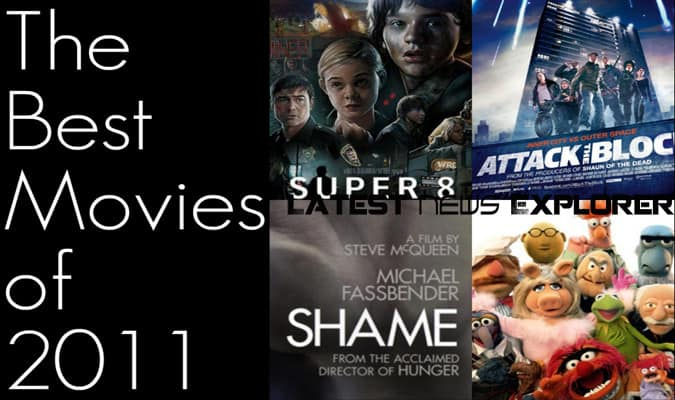 Best Movies of 2011