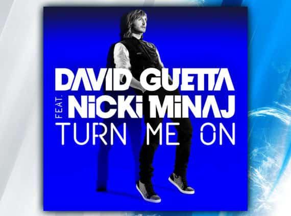 David Guetta – Turn Me On ft. Nicki Minaj (Music Video)