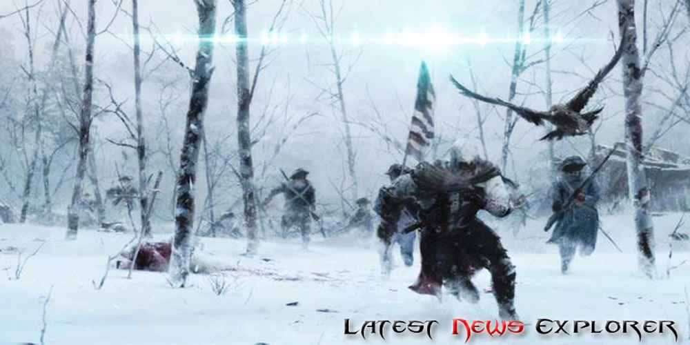 E3 2012: Assassin's Creed III – Frontier Walkthrough Demo