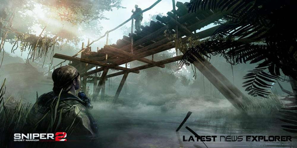 Sniper: Ghost Warrior 2 – Urban Combat Trailer