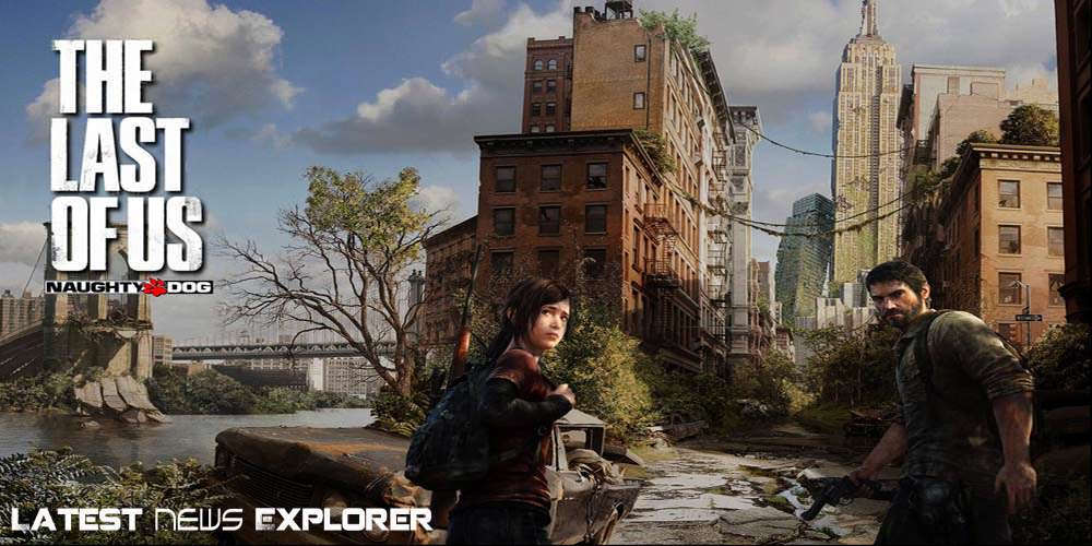 Naughty Dog Brainstormed The Last Of Us With Joel Ellie New - Last of us all maps free