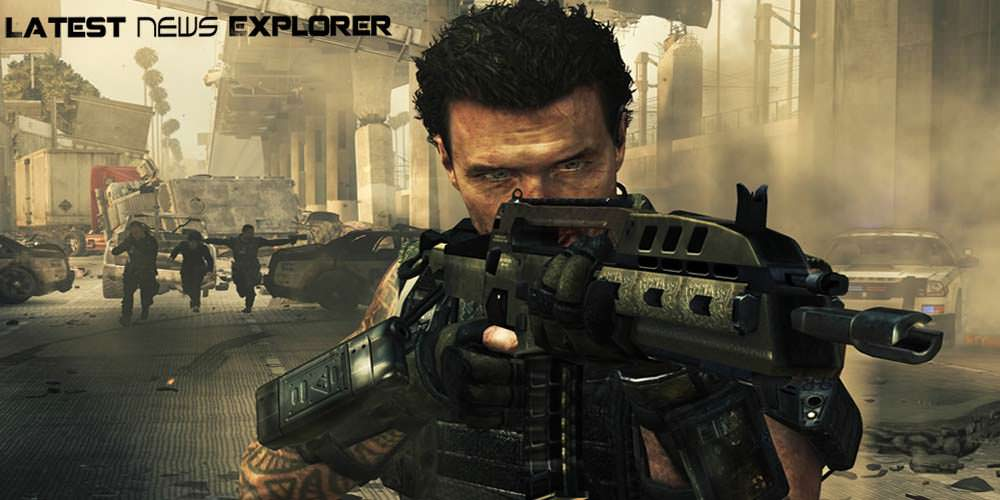 Call of Duty: Black Ops 2 – Single Player Footage