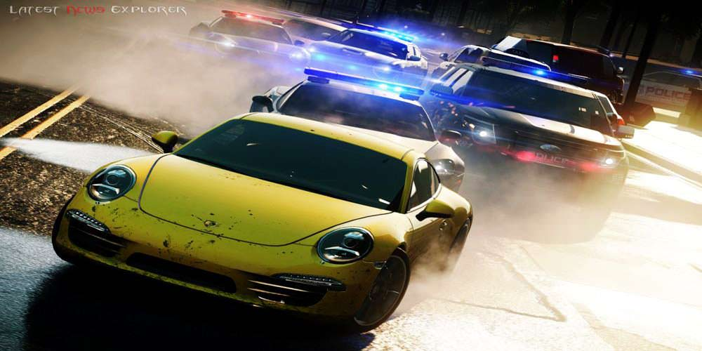 E3 2012: Need for Speed: Most Wanted Gameplay Demo