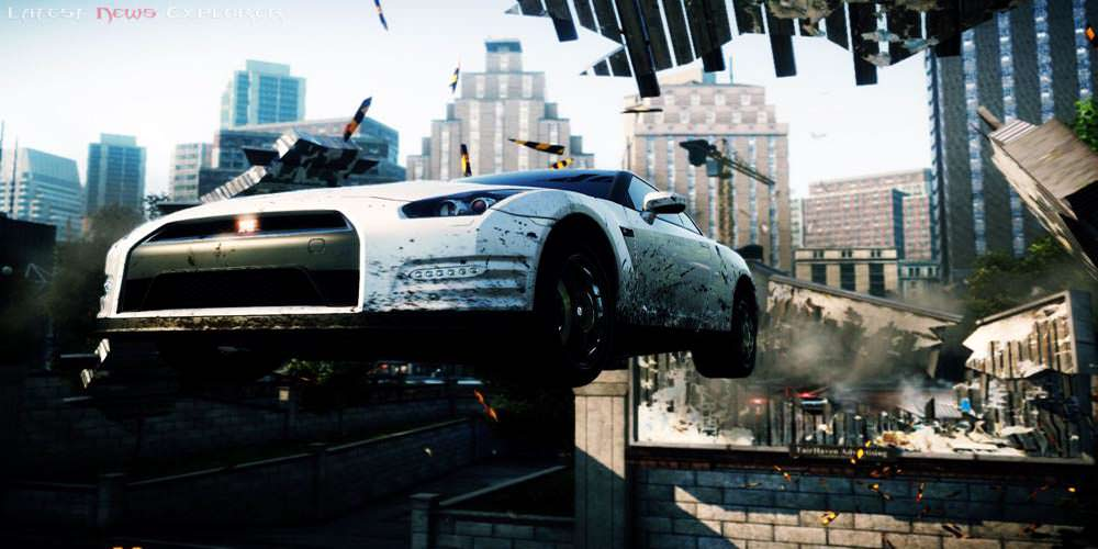 """EA: Need for Speed: The Run 'Didn't Come Together', But Most Wanted Will """"Go Even Bigger"""""""