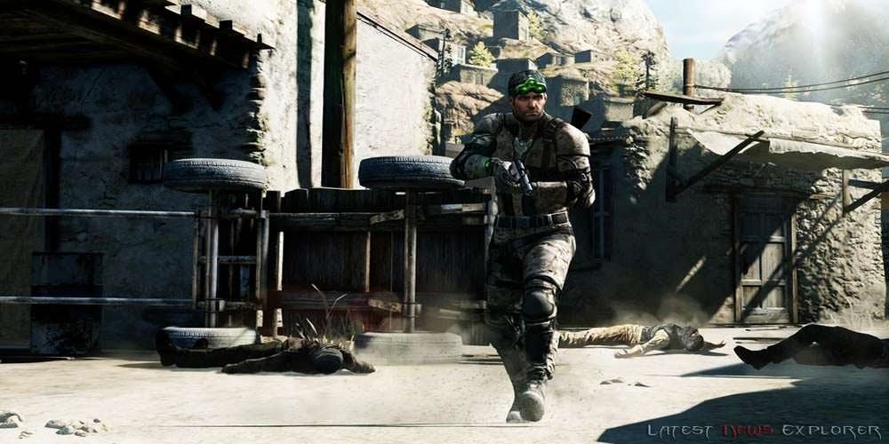 Splinter Cell Blacklist – Spies vs. Mercs Video