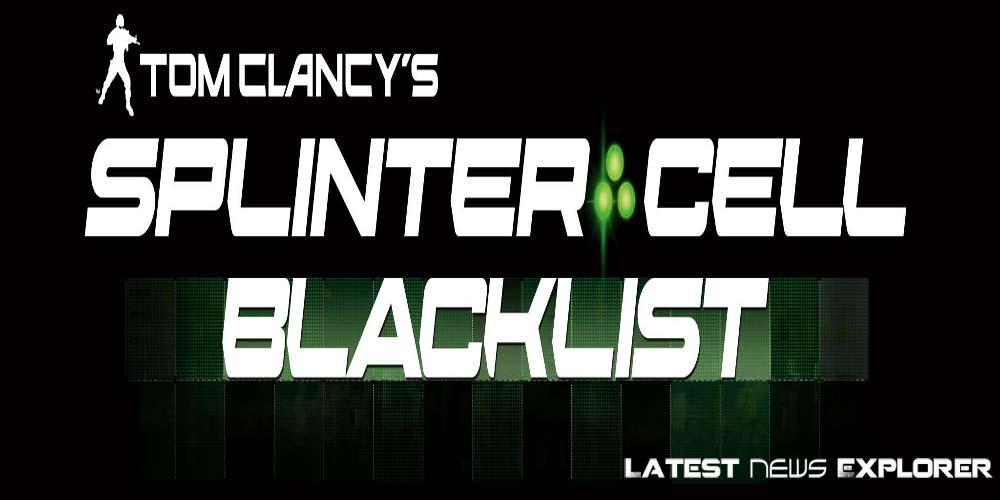Tom Clancy's Splinter Cell: Blacklist – 'Stalk. Strike. Silence' Trailer
