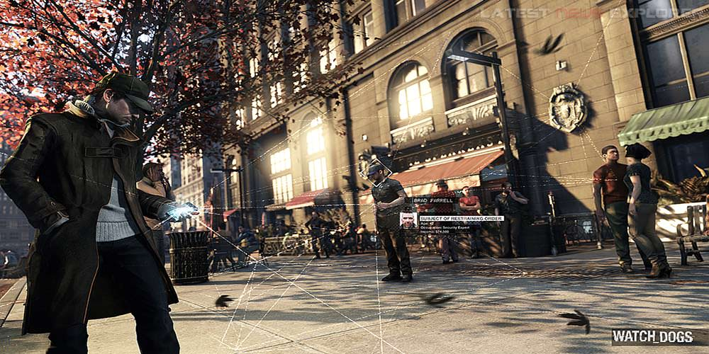 Watch Dogs – Gameplay Footage