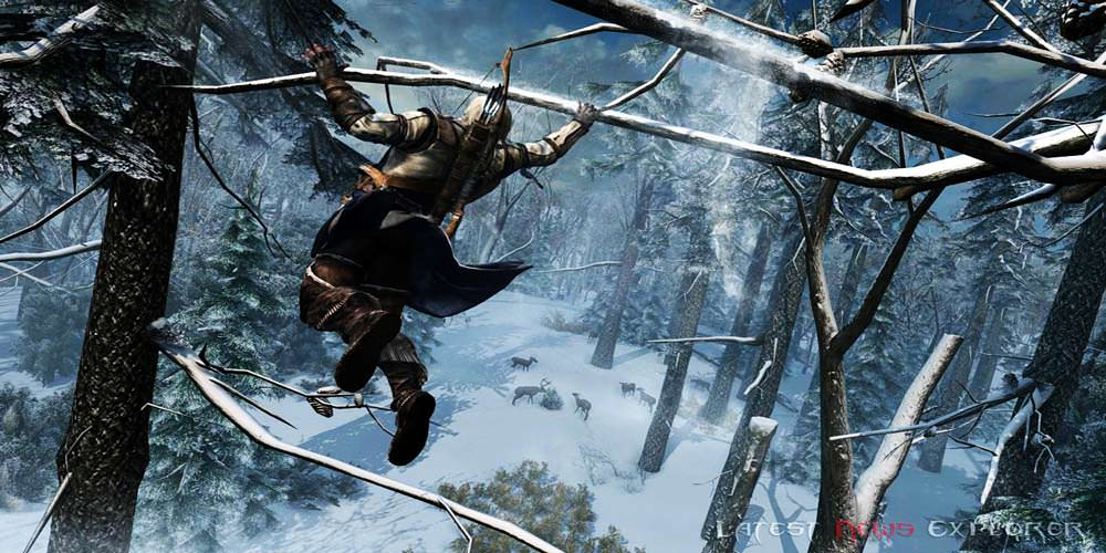 Assassin's Creed III –  Independence Trailer