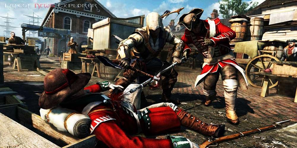 Assassin's Creed III: Tutorials – Combat Gameplay Video