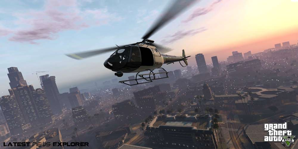 """Rockstar: """"We Are Very Busy Working"""" On GTA V; New Screens Unveiled"""