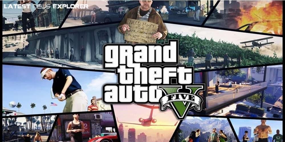 GTA V Game Informer December Cover Revealed