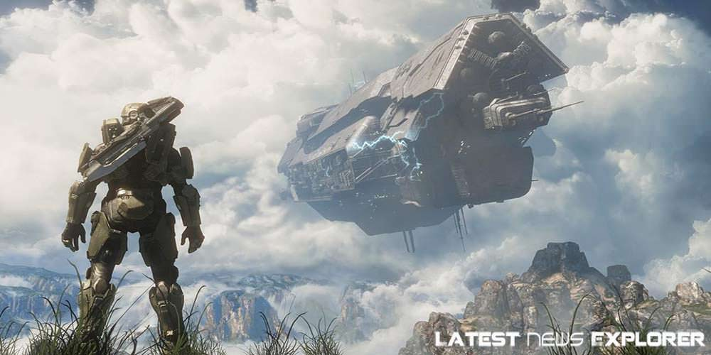 Halo 5: Guardians – 'A Hero Falls' TV Commercial