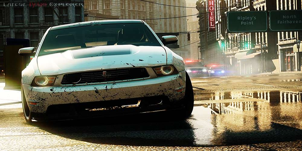 Criterion Takes Over Need for Speed Franchise