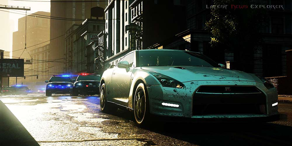 Need For Speed: Most Wanted Pre-Order Bonuses Revealed