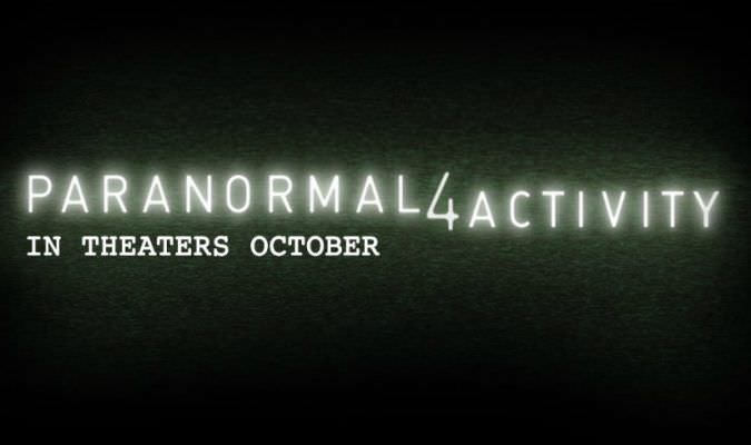 Paranormal Activity 4 – Trailer #2