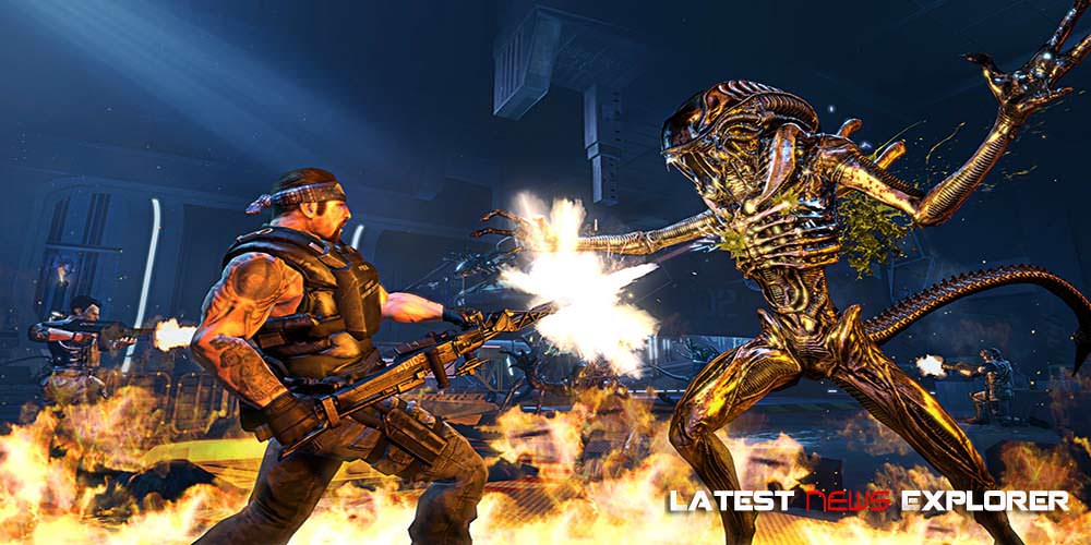 Aliens: Colonial Marines PC Specs Revealed