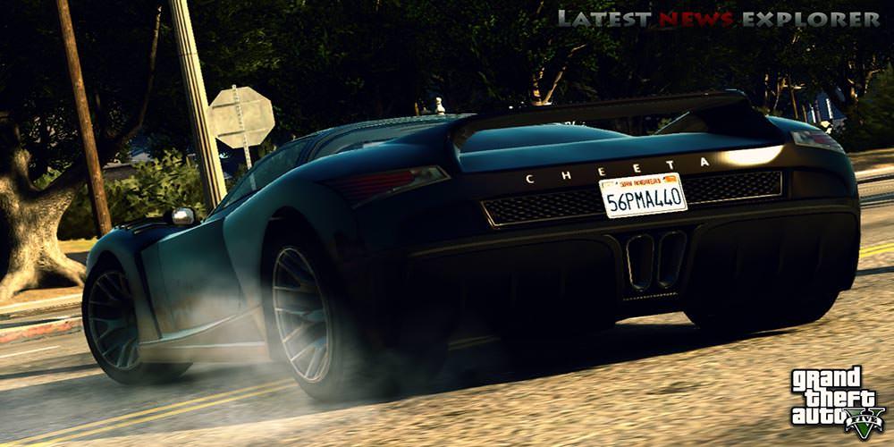 UK Charts: Grand Theft Auto V Debuts At No.1