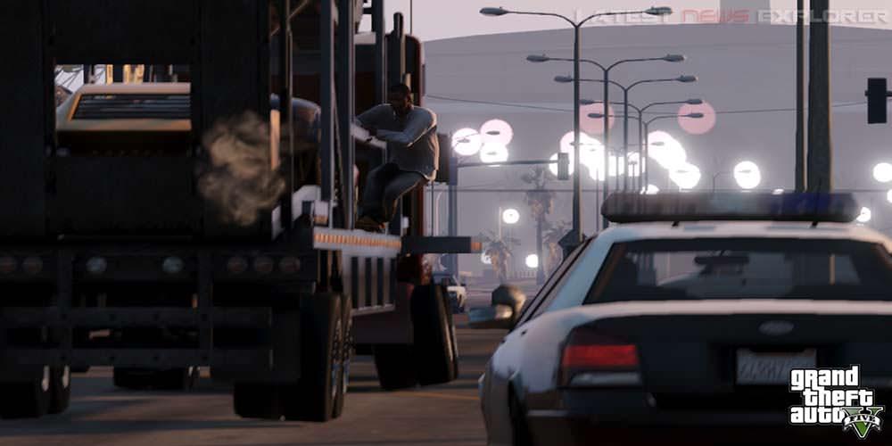 Grand Theft Auto V – PC Trailer