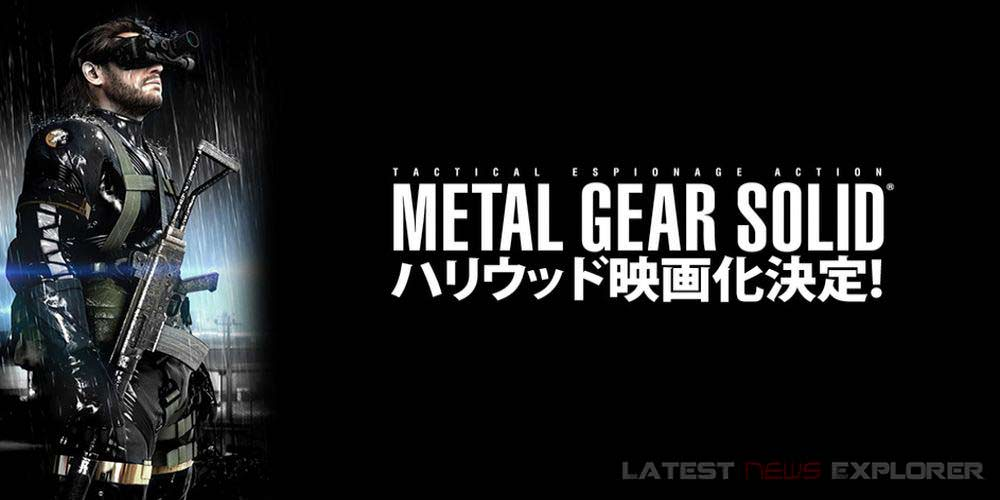 Metal Gear Solid V: Ground Zeroes Launching Spring 2014