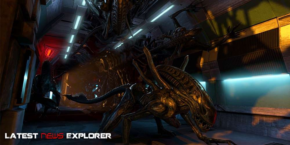 Aliens: Colonial Marines – 'Contact' Extended CGI Trailer