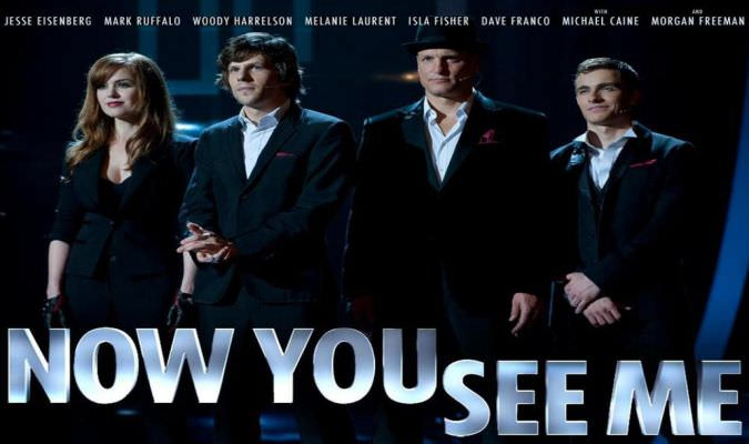 New Now You See Me 2 Trailer Revealed