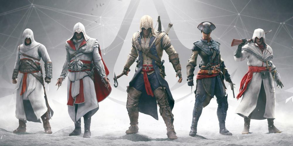 Inside Assassin's Creed III: Episode Four Extended Cut