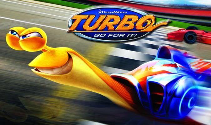 Turbo – International Trailer