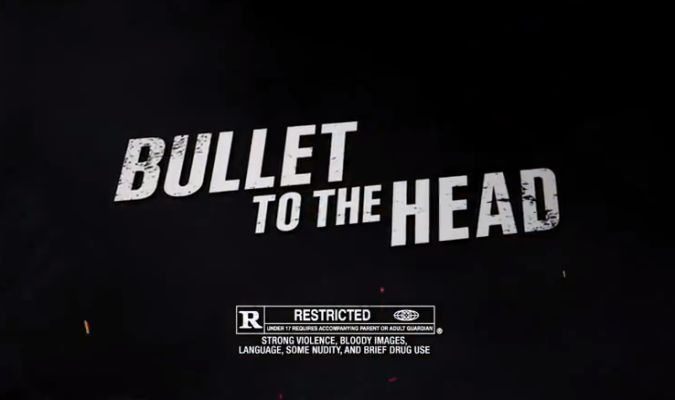 Bullet To The Head – TV Spot
