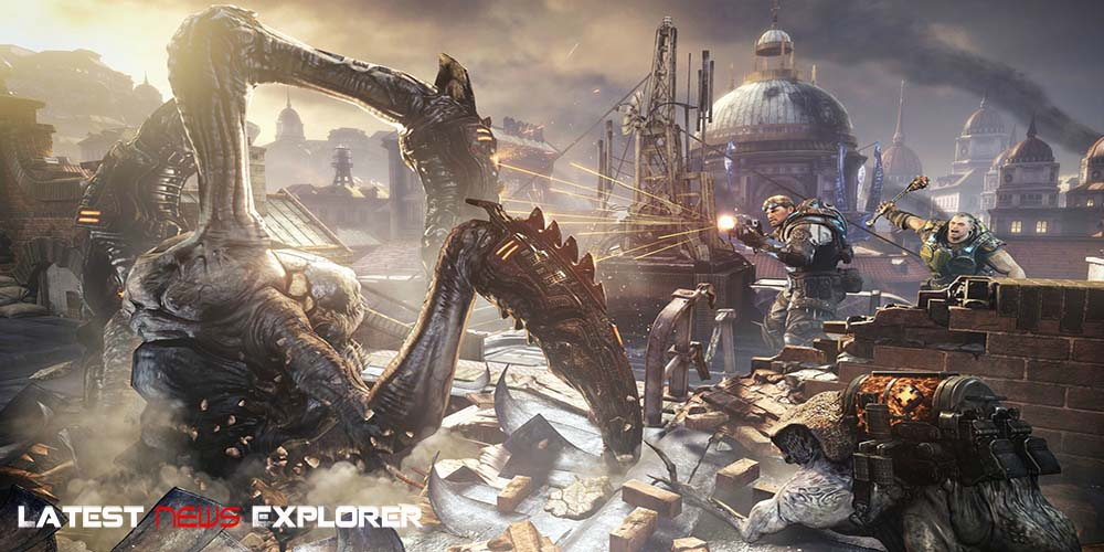 Gears of War: Judgment – 'The Guts of Gears' Campaign Video