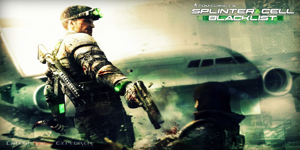 Tom Clancy's Splinter Cell: Blacklist – Spies vs. Mercs Trailer