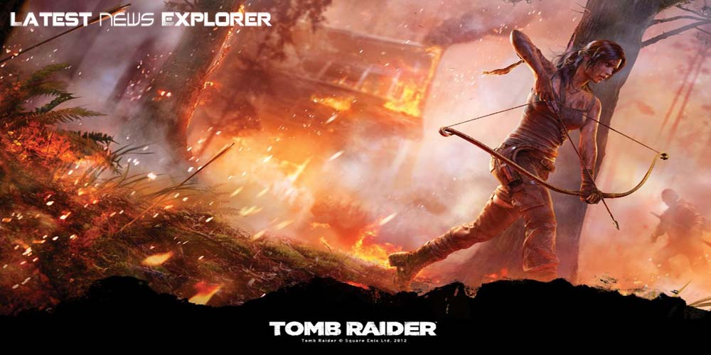Rise of the Tomb Raider Announced