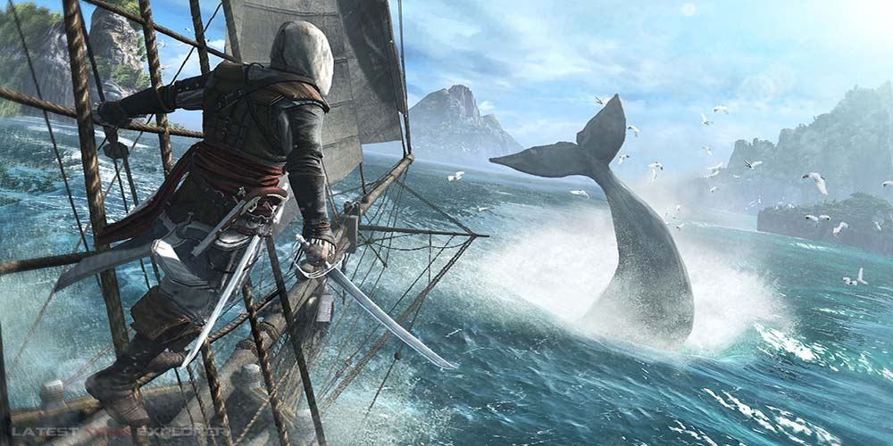 Assassin's Creed IV: Black Flag Pre-Order Bonuses Revealed