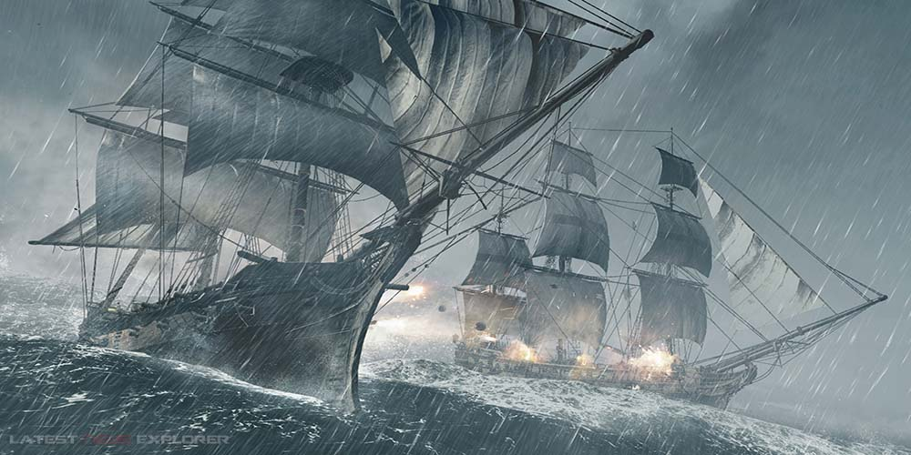 "Assassin's Creed IV: Black Flag ""Allows You To Explore The World"""