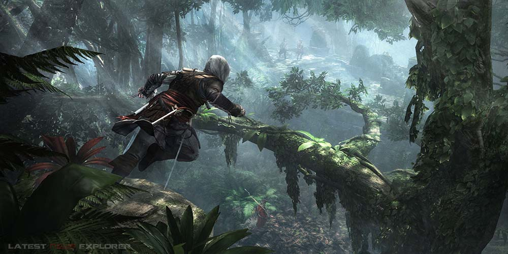 Assassin's Creed IV: Black Flag Collector's Editions Revealed