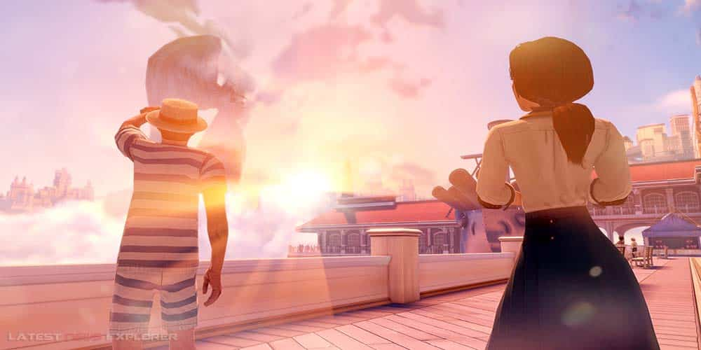 UK Charts: BioShock Infinite Holds No.1 Spot For Third Week