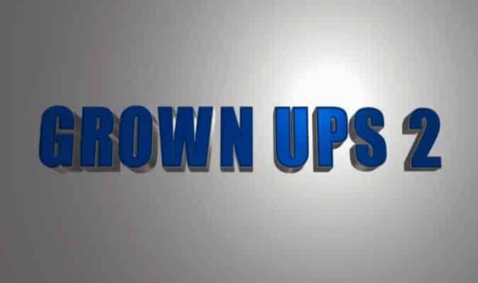 Grown Ups 2 – International Trailer