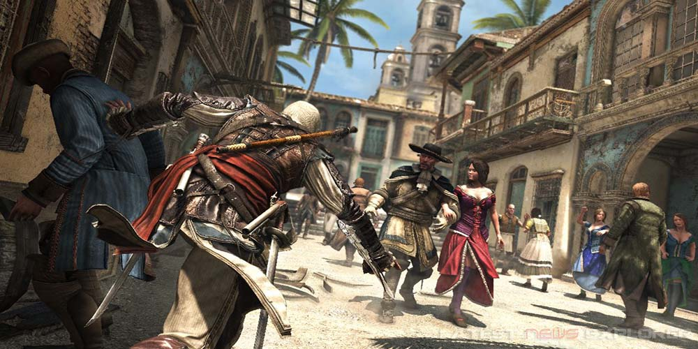 Assassin's Creed IV: Black Flag – 'Under the Black Flag' Trailer